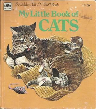 my-little-book-of-cats-a-golden-tell-a-tale-book