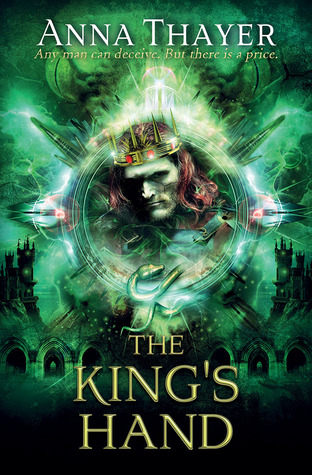 The kings hand the knight of eldaran 2 by anna thayer fandeluxe Gallery
