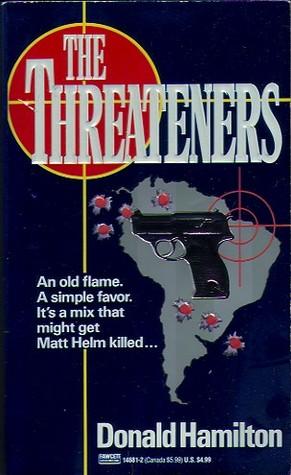 The Threateners PDF FB2 978-0449146811 por Donald Hamilton
