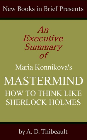Mastermind How to Think Like Sherlock Holmes PDF Details