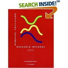 Johnson and Reynolds 'Political Science Research Methods' - 5th (Fifth) Edition