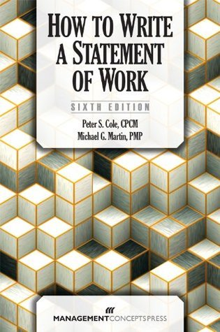 How to Write a Statement of Work, Sixth Edition