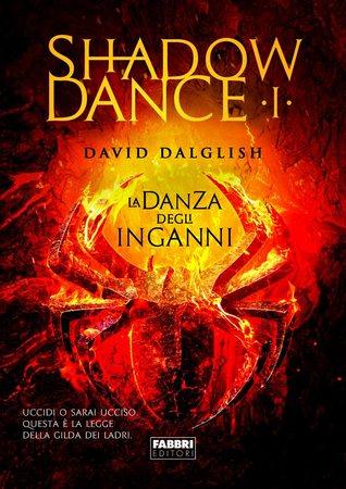 La danza degli inganni (Shadowdance #1)