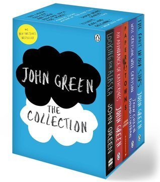 John Green the Collection: Looking for Alaska / An Abundance of Katherines / Paper Towns / Will Grayson, Will Grayson / The Fault in Our Stars