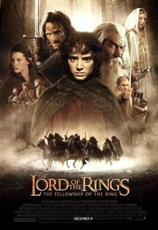 The Lord of the Rings -Fellowship of the Ring Movie Script Screenplay