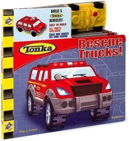 Tonka: Rescue Trucks