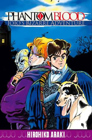 Jojo's Bizarre Adventure: Phantom Blood, Tome 1 (Phantom Blood, #1)
