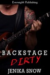 Backstage Dirty (The Savage Light Rockers #1)