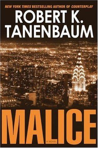 Malice (Butch Karp, #19)
