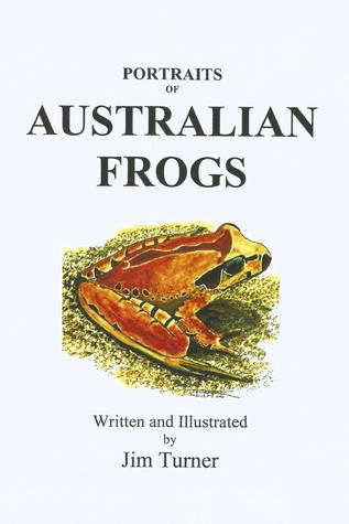 Portraits of Australian Frogs