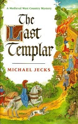 The Last Templar by Michael Jecks