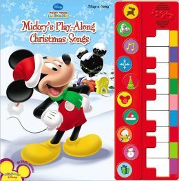9837083 - Mickey Mouse Christmas Songs