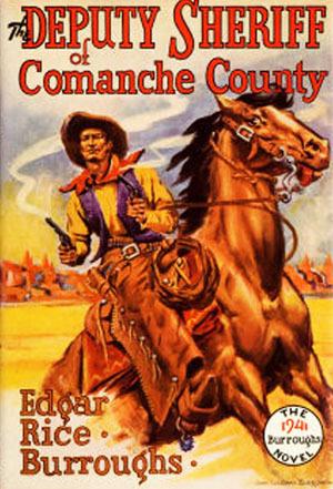 Deputy Sheriff of Comanche County