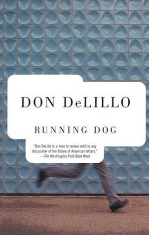 Running Dog Book Cover