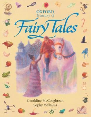 The Oxford Treasury of Fairy Tales