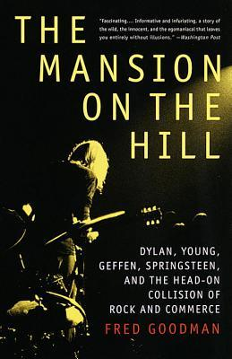 The Mansion on the Hill by Fred Goodman