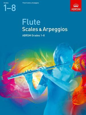 Scales And Arpeggios For Flute