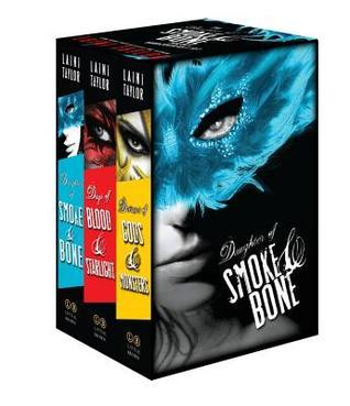 The Daughter of Smoke and Bone Trilogy