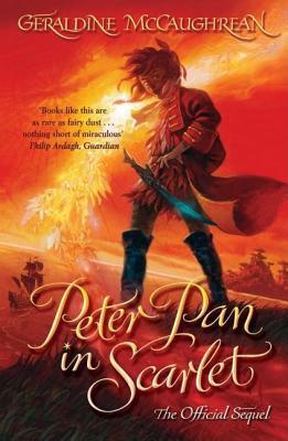 Peter Pan In Scarlet by Geraldine McCaughrean