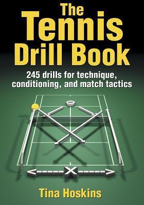 The Tennis Drill Book