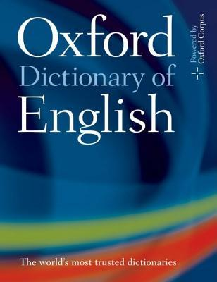Oxford Dictionary of English EPUB