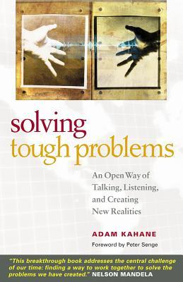 Solving tough problems an open way of talking listening and 645615 fandeluxe Gallery