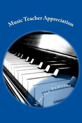 Music Teacher Appreciation