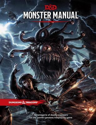 Monster Manual(Dungeons & Dragons)