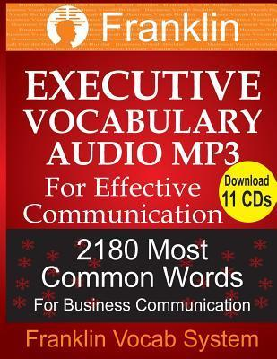 Executive Vocabulary Audio MP3 for Effective Communication: 2180 Most Common Words for Business Communication