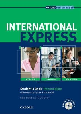 New International Express: Student's Book with Pocketbook and Multirom Intermediate Level
