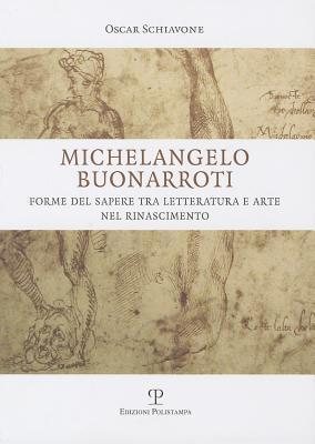 Michelangelo Buonarroti: Forme del Sapere Tra Letteratura E Arte Nel Rinascimento