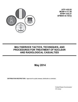 Multiservice Tactics, Techniques, and Procedures for Treatment of Nuclear and Radiological Casualties May 2014 Atp 4-02.83 McRp 4-11.1b Ntrp 4-02.21 Afman 44-161