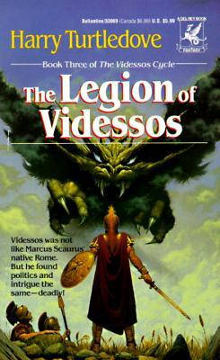 The Legion of Videssos by Harry Turtledove