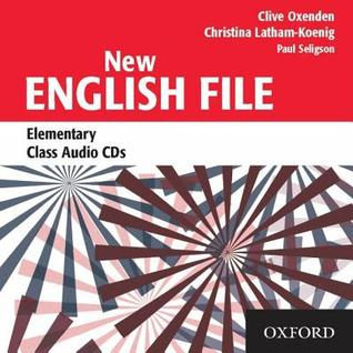 New English File: Elementary Class Audio CDs
