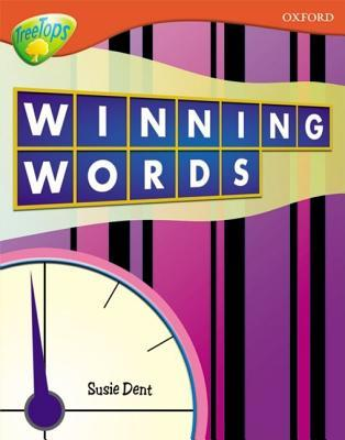 Oxford Reading Tree: Stage 13: Treetops Non Fiction: Winning Words (Treetops Non Fiction)