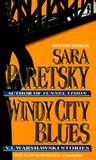 Windy City Blues by Sara Paretsky