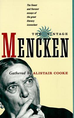 The vintage mencken by h l mencken