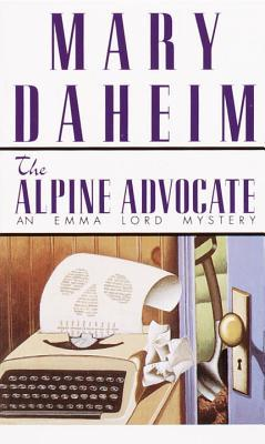 The Alpine Advocate by Mary Daheim