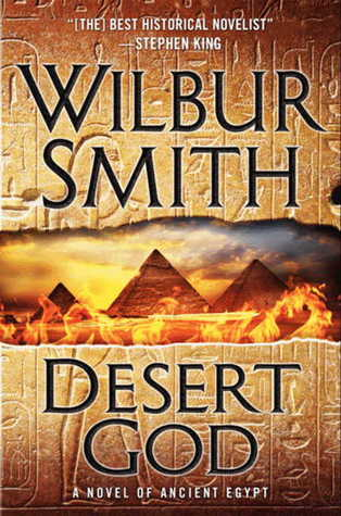 Desert God (Ancient Egypt #5)