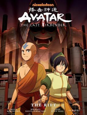 Avatar The Last Airbender The Rift By Gene Luen Yang