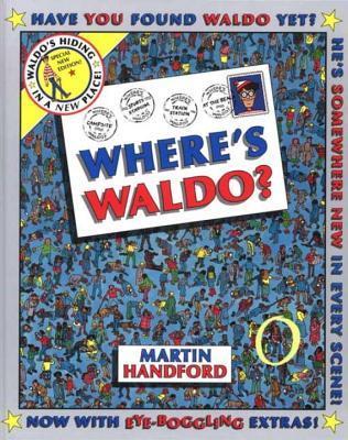 Where's Waldo? by Martin Handford