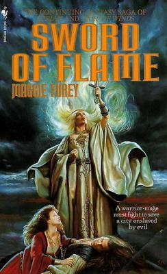 Sword of Flame (Artefacts of Power, #3)