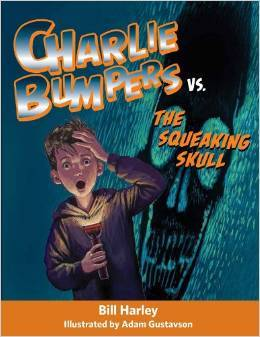 Ebook Charlie Bumpers vs. the Squeaking Skull by Bill Harley PDF!