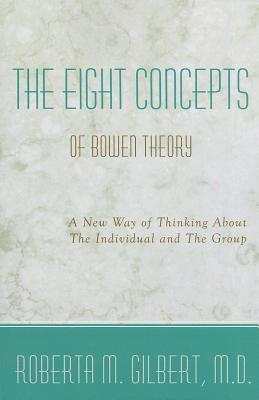 The Eight Concepts of Bowen Theory by Roberta M. Gilbert