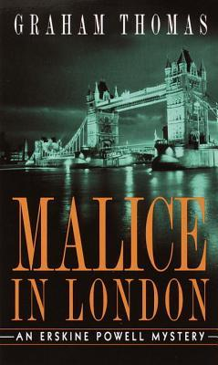 Malice in London (Erskine Powell, #4)
