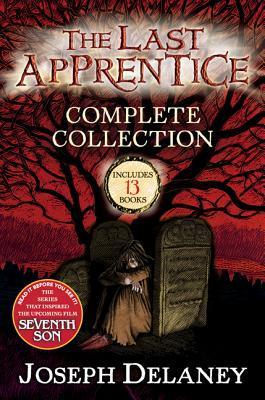 The Last Apprentice Series by Joseph Delaney thumbnail