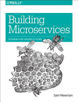 Building micro services cover