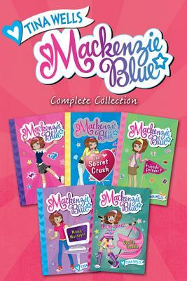 Mackenzie Blue Complete Collection: Mackenzie Blue, The Secret Crush, Friends Forever?, Mixed Messages, Double Trouble