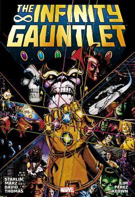 Infinity Gauntlet Omnibus