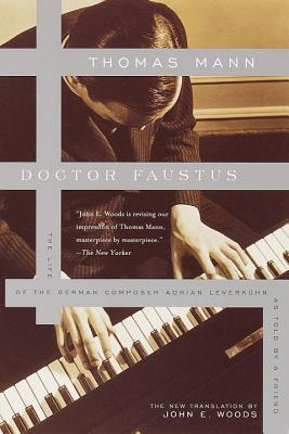 Doctor Faustus by Thomas Mann